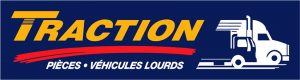 logo traction pieces vehicules lourds